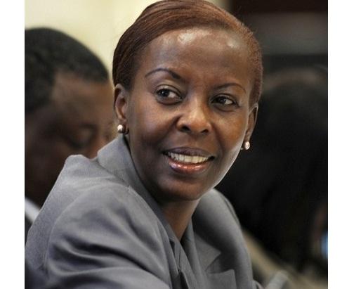 Louise Mushikiwabo